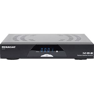 DVB-S2 Receiver (Free-to-Air) MEGASAT 0201045