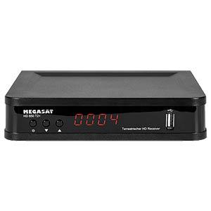 Receiver, DVB-T2, HDTV, inkl. Stabantenne, freenet TV MEGASAT HD650T2+