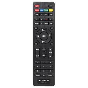 DVB-S2 Receiver (Free-to-Air) MEGASAT 0201112