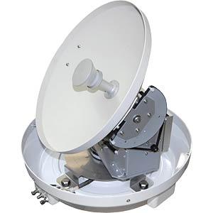 Volautomatisch satelliet-systeem MEGASAT 1500056