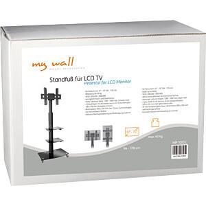 Standfuß für Bildschirm für 37- 70 MYWALL HP100L