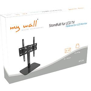 Standfuß für Bildschirm für 32 - 55 MYWALL HP2BL