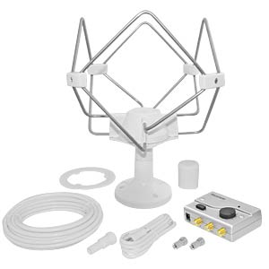 Omnidirectional UHF TV/FM Aerial MAXVIEW 4000