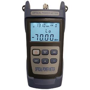 Messgerät optische Pegelmessungen, Optical Power Meter BAUCKHAGE F111A