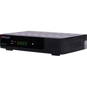 OPTICUM 33032 - Receiver, cable, DVB-C, full HD, PVR