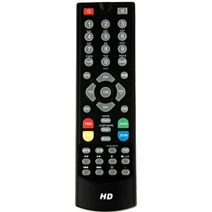Receiver, SAT, DVB-S2, HDTV, FTA OPTICUM RED 30052