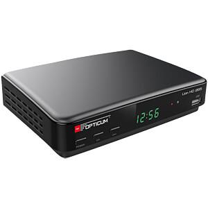 FullHD HEVC DVB-T/T2 Receiver OPTICUM LION HD265