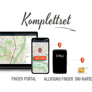 PAJ 9016 - GPS-Tracker ALLROUND-Finder