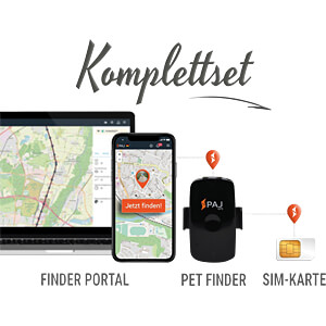 PAJ 9019 - GPS-Tracker PET-Finder