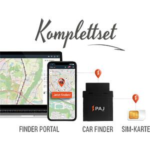 PAJ 9020 - GPS-Tracker CAR-Finder