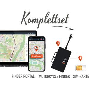 PAJ 9021 - GPS-Tracker MOTORCYCLE Finder