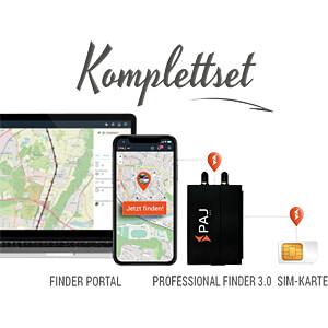 PAJ 9022 - GPS-Tracker PROFESSIONAL-Finder