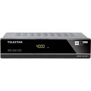 Receiver, SAT, DVB-S2, HD+, Smart TV, PVR TELESTAR 5310463