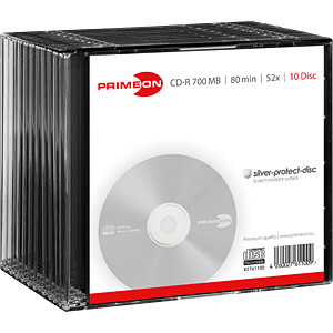 PRIM 2761100 - CD-R 80Min/700MB