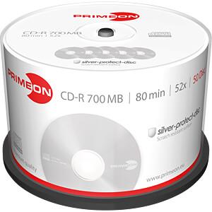 PRIM 2761102 - CD-R 80Min/700MB