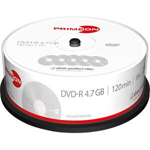 PRIM 2761203 - DVD-R 4.7GB/120Min