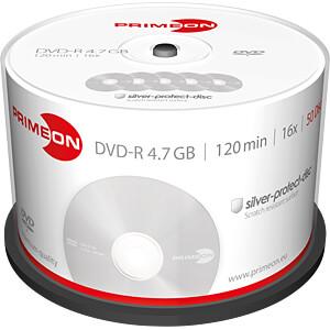 PRIM 2761204 - DVD-R 4.7GB/120Min
