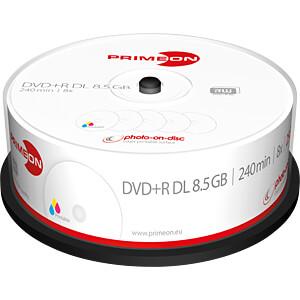 PRIM 2761252 - DVD+R DL 8.5GB/240Min