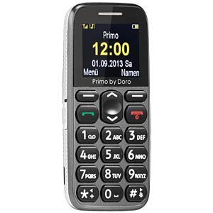 GSM mobile phone/grey DORO 360032