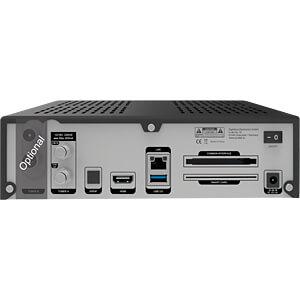 Receiver, SAT, DVB-S2, Linux, UHD PROTEK
