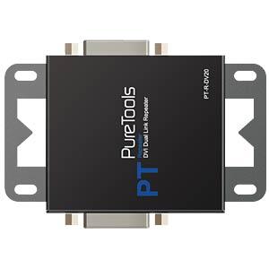 DVI Dual Link Signalverstärker / Repeater PURELINK PT-R-DV20