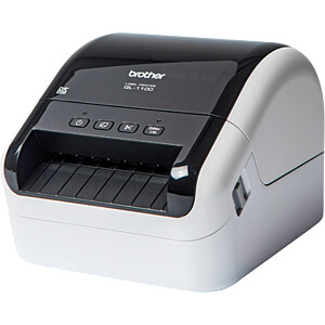 Etikettenprinter, USB, voor etiketten tot 103 mm BROTHER QL1100ZG1