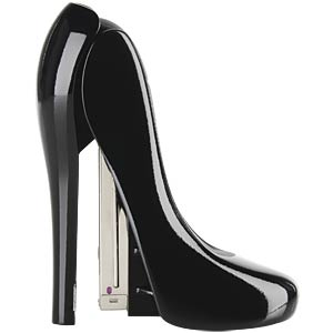 High Heel Stapler Black REXEL 2104169