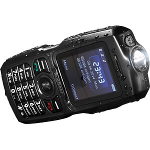 Outdoor mobile phone RUGGEAR A00100