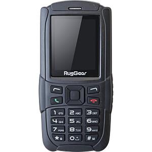 Outdoor-Mobiltelefon, wasserfest RUGGEAR RG129