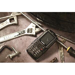 Mobiele telefoon voor outdoor-gebruik, waterbestendig RUGGEAR RG129