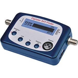 Pegelmessgerät mit LCD-Display DUR-LINE SF-2500
