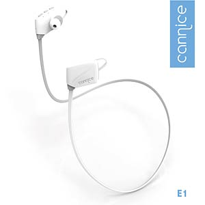 Cannice E1 - Bluetooth Earphone, White CANNICE SC1302