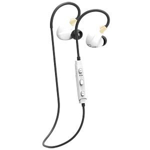 Cannice Y4S - Bluetooth Earphone, White/Gold CANNICE SC1413