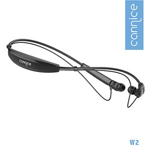 Bluetooth Nackenbügel-Headset, In-Ear, schwarz CANNICE SC2101