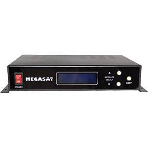 Satelliten-System, Kuppel, vollautomatisch, Trackingsystem MEGASAT 1500051