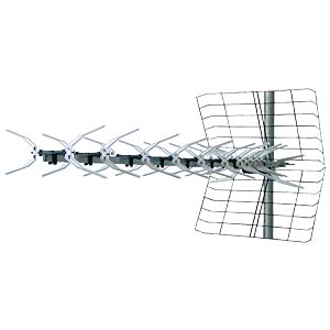 External aerial, UHF, 43 elements SKT
