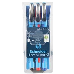Kugelschreiber 3er Set SCHNEIDER 150293