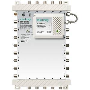 Multischalter, 5 / 16, Premium-Line AXING SPU51609