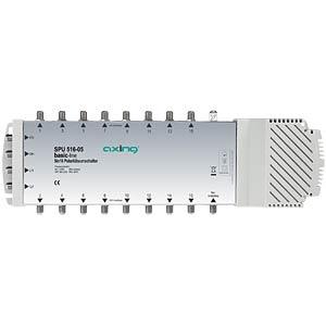 Multischalter, 5 / 16, Basic-Line AXING SPU51605