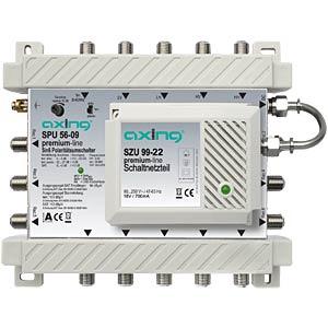 Axing 5X6 Multischalter premium-Line AXING SPU5609