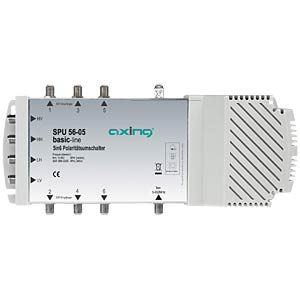 Axing 5X6 basic-line multiswitch AXING SPU05605