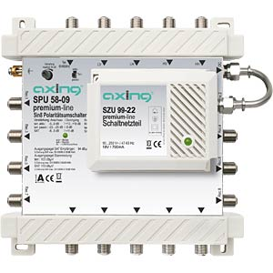 Axing 5X8 premium-line multiswitch AXING