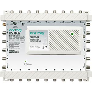 Axing 9X10 premium-line multiswitch AXING SPU91009