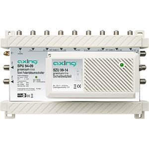 Axing 9X4 premium-line multiswitch AXING SPU09409