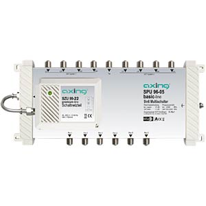 Axing 9X6 basic-line multiswitch AXING SPU09605
