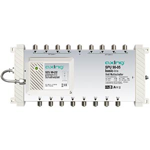 Axing 9X8 basic-line multiswitch AXING SPU09805