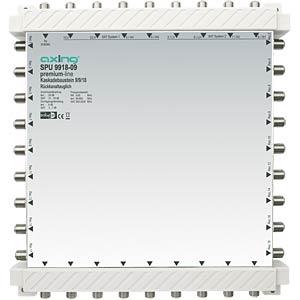 Multischalter, 9 / 18, Kaskadebaustein, Premium-Line AXING SPU991809
