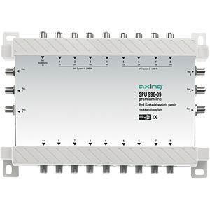 Multischalter, 9 / 6, Kaskadebaustein, Premium-Line AXING SPU99909