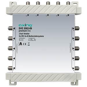 Axing SAT-Verteiler AXING SVE550209