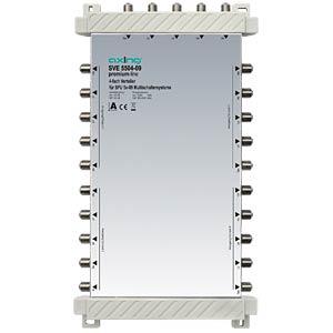 SAT-Verteiler, 4-fach, 8,5 - 9,5 dB AXING SVE550409